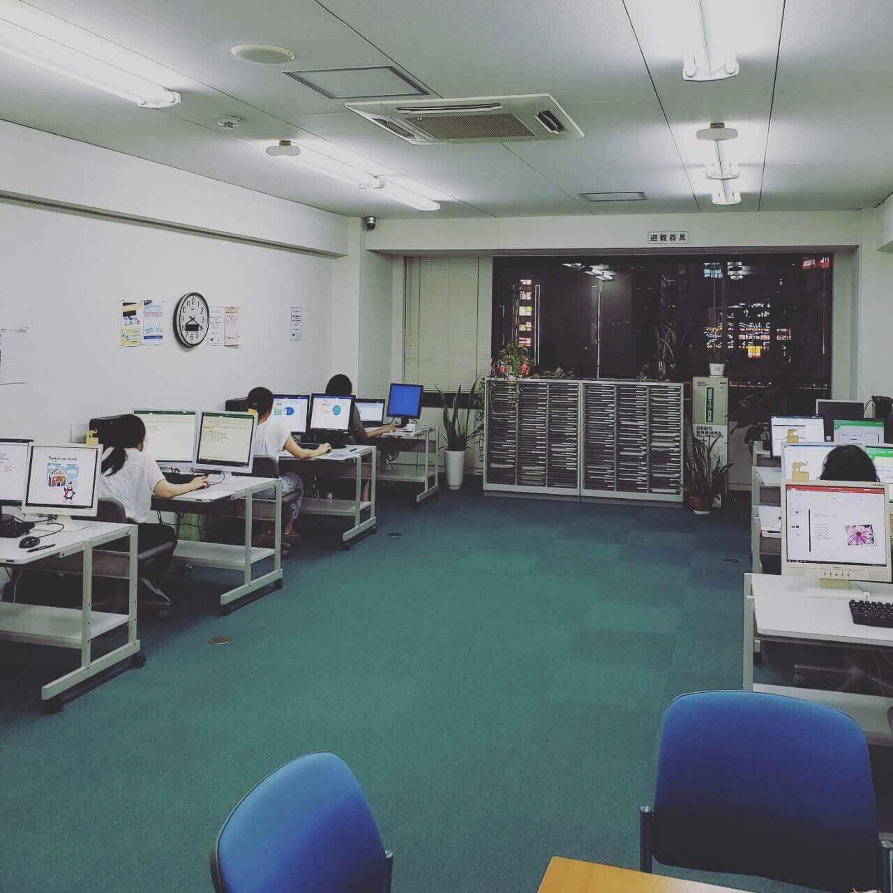 市民パソコン塾金山校